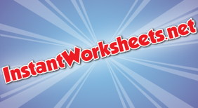 Instant Worksheets